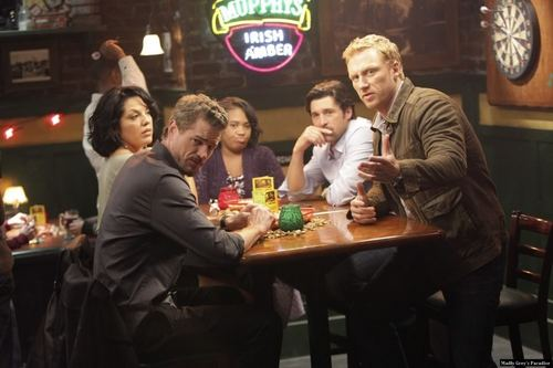 Grey's Anatomy Regulars At The Pub - fans-of-greys-anatomy Photo