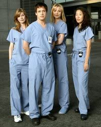 Grey's Anatomy's Original Interns