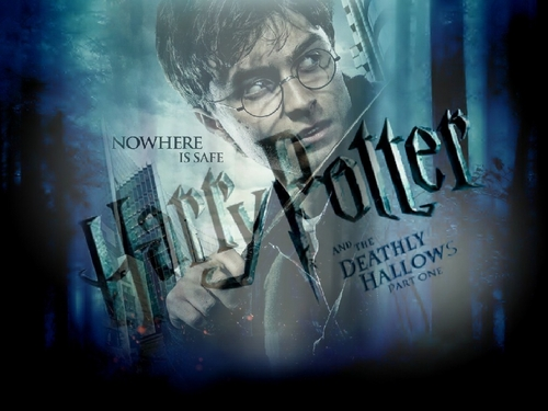 Harry James Potter wallpaper probably with anime titled Harry Potter Wallpaper