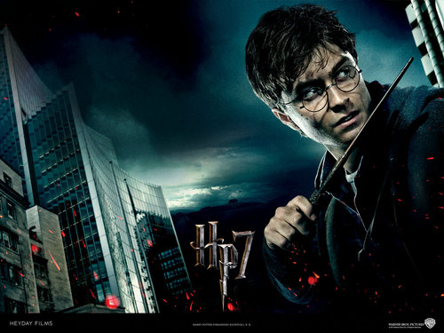 Harry Potter پیپر وال