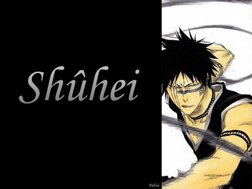 Hisagi Shuuhei ♥
