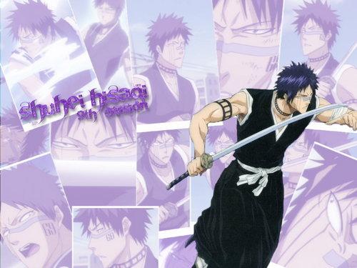 Hisagi ♥ ♥ ♥