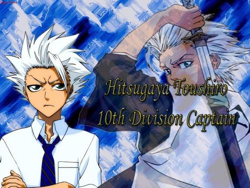 Hitsugaya ♥ ♥ ♥ ♥