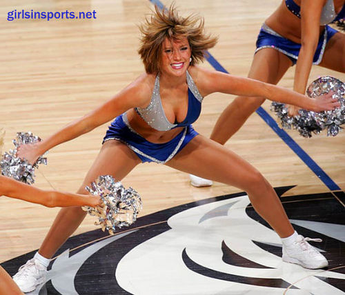 Hot NBA Dancers