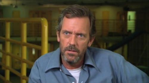 Hugh Laurie(house)Season8 Behind the Scenes