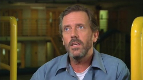 Hugh Laurie(house)Season8 Behind the Scenes