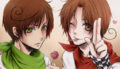 Italy and Romano - hetalia-italy photo