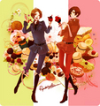 Italy brothers - hetalia-italy photo