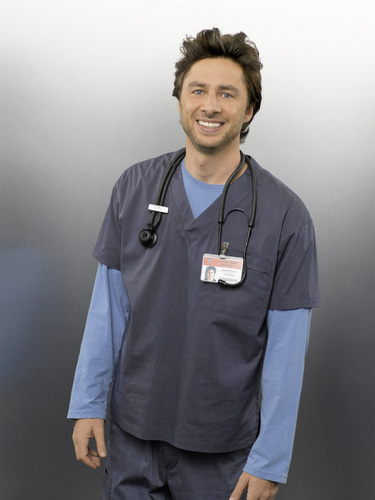 Scrubs wallpaper entitled J.D.