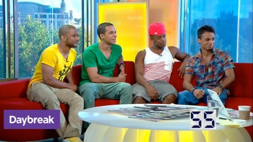 JLS! All Extreamley Talented, Very Handsome, Simply Amazing Beyond Words! 100% Real ♥