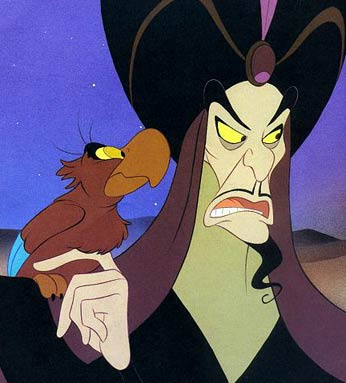 Jafar with Lago
