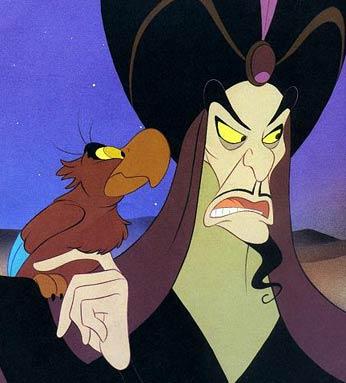 Jafar with Lago