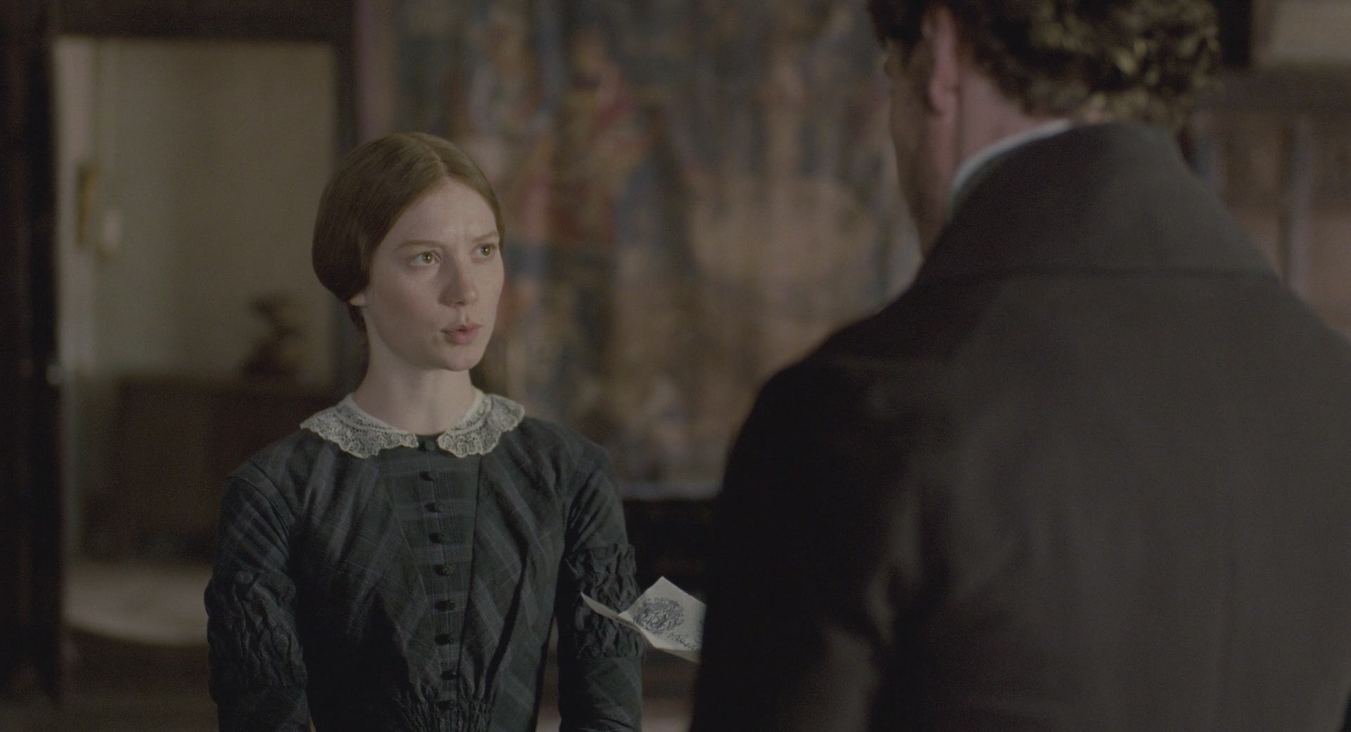 supernatural in jane eyre Echoes in gothic romance: stylistic similarities between jane eyre and rebecca.