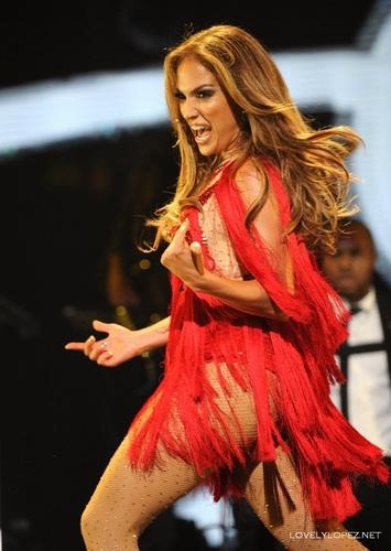 Jennifer - I cuore Radio Concert, Las Vegas - September 24, 2011