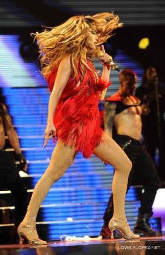 Jennifer - I сердце Radio Concert, Las Vegas - September 24, 2011
