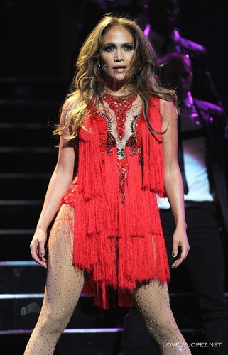 Jennifer - I दिल Radio Concert, Las Vegas - September 24, 2011