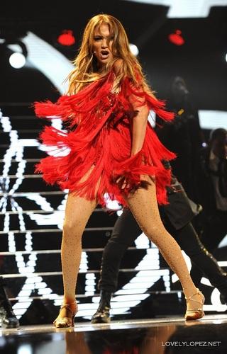 Jennifer - I herz Radio Concert, Las Vegas - September 24, 2011