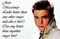 Jesse mccartney and Justin Bieber♥ - music photo