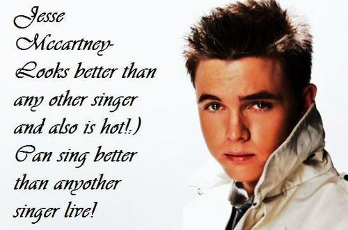 Jesse mccartney and Justin Bieber♥