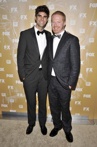 Jesse @ the 2011 Emmys