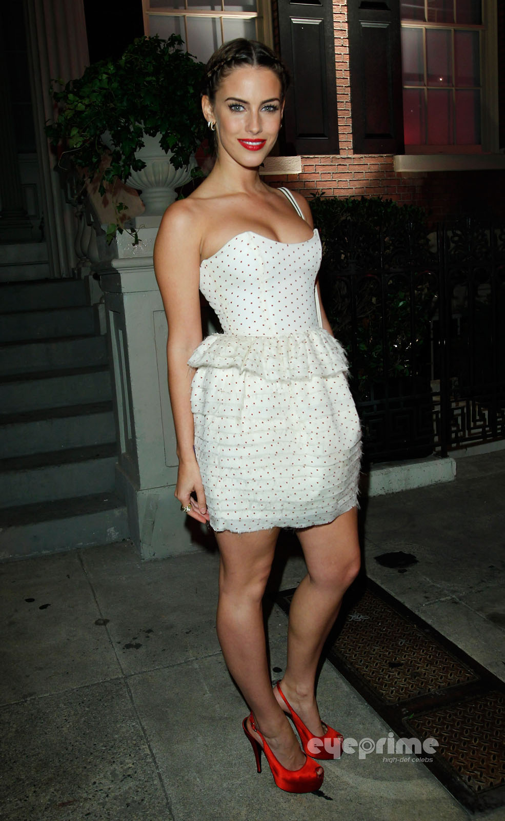 Jessica Lowndes: Teen Vogue Young Hollywood Party, Sep 23