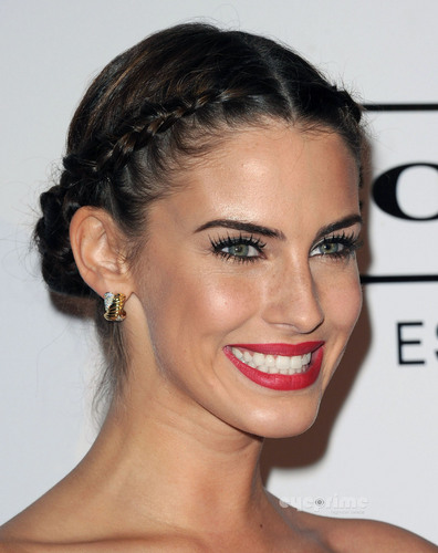Jessica Lowndes wallpaper probably with a portrait entitled Jessica Lowndes: Teen Vogue Young Hollywood Party, Sep 23