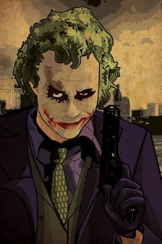 Joker in the City