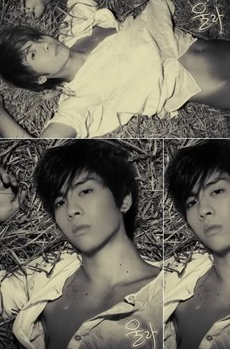 Blingers wallpaper probably with skin called Jonghyun
