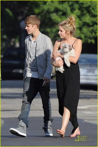 Justin Bieber: Chick-Fil-A Hollywood bingkah, cowok