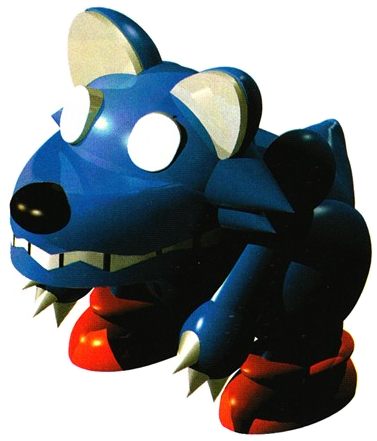 Super Mario RPG wolpeyper called K-9