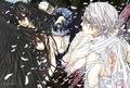Kaname, Yuki and Zero.