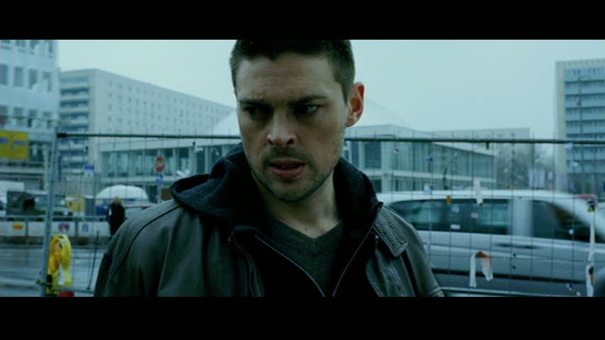 Karl urban bourne