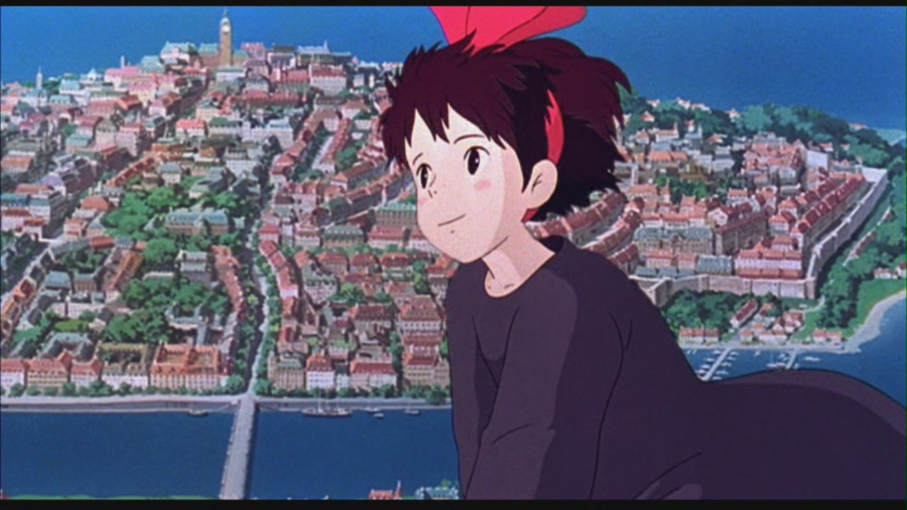 Hayao Miyazaki Images Kikis Delivery Service HD Wallpaper And Background Photos