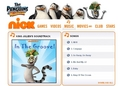 King Julien's Music Album - penguins-of-madagascar fan art