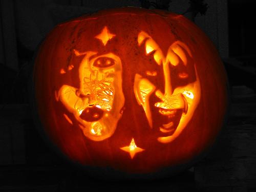 キッス かぼちゃ, カボチャ
