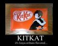 Kitkat: Izaya flavor