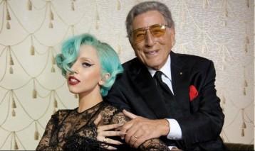Lady Gaga and Tony