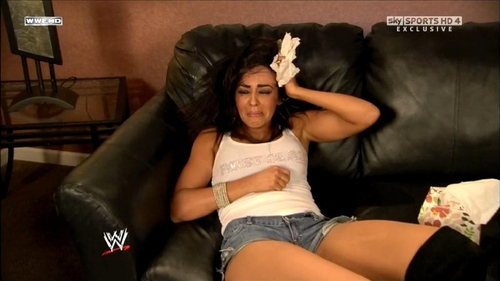 Layla Hurt - wwe-layla Screencap