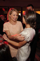 Lea & Dianna at  variety's 3rd annual power of women luncheon - lea-michele-and-dianna-agron photo