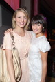 Lea & Dianna at variety's 3rd annual power of women luncheon