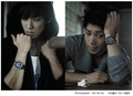 Lee Joon & G.O Armani Exchange Watches