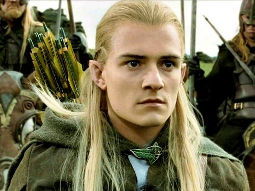 Legolas Greenleaf wallpaper possibly containing a green beret and fatigues called Legolas