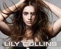 Lily Collins - actresses wallpaper