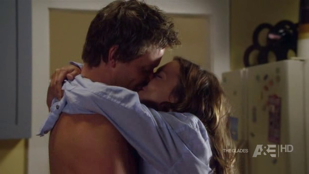 the glades jim and callie relationship test