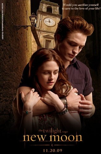 Lovely Pic of edward cullen and bella angsa, swan in new moon