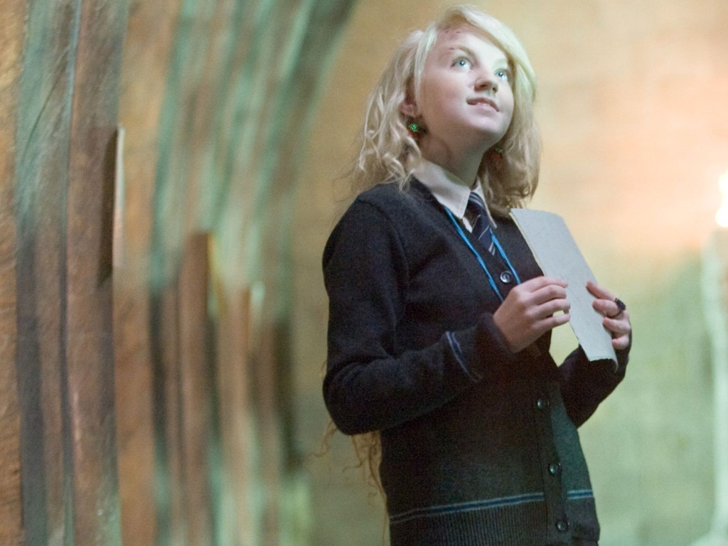 Luna Lovegood Wallpaper | 2017 - 2018 Best Cars Reviews
