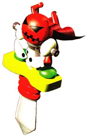 Super Mario RPG দেওয়ালপত্র called Mack