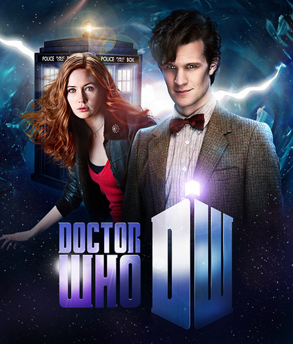 Karen Gillan and Matt Smith images Matt and Karen Doctor ...