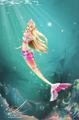 Merliah as Mermaid tale 2 ( My peminat art )