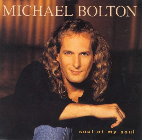 Michael Bolton Album Cover